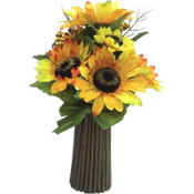 Sunflower Bouquet 12in