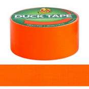 Orange Duck Tape