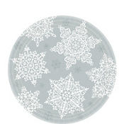 Shining Season Dessert Plates 60ct