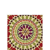 Global Charm Beverage Napkins 16ct
