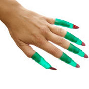 Halloween Witch Fingers 10ct