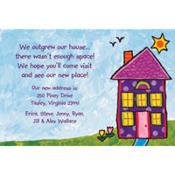 House Painting Custom Invitation