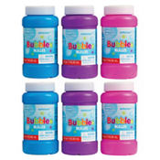 Party Bubbles Value Pack 6ct
