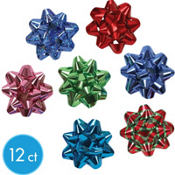 Candy Land Petite Bows 3in x 3in x 1in 12ct