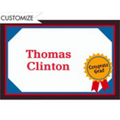 Diploma Custom Thank You Notes