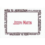 Aged to Perfection Custom Thank You Note