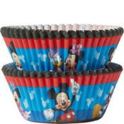 Mickey Mouse Clubhouse Baking Cups 50ct