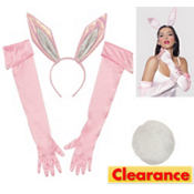 Pretty Pink Bunny Accessory Kit