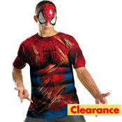 Teen Spider-Man T-Shirt and Mask