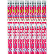 Barbie Pencils 12ct