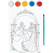 Disney Princess Paint By Numbers