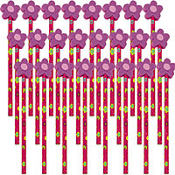 Pencil with Topper Girl 24ct