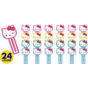 Hello Kitty Book Marks 24ct