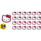 Hello Kitty Eraser 24ct