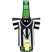 Referee Shirt Bottle Coozie
