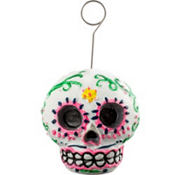 Day of the Dead Male Balloon Weight 6oz