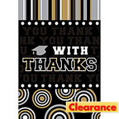 Grad Inspiration Graduation Thank You Notes 8ct