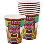 Tropical Tiki Cups 50ct