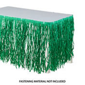 Green Grass Table Skirt 9ft