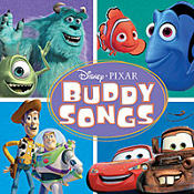 Disney Pixar Buddy Songs CD