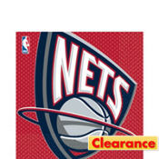 New Jersey Nets Party Supplies