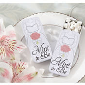 Mint To Be Bride Mint Tin Wedding Favor