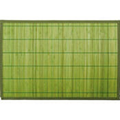 Green Bamboo Placemat