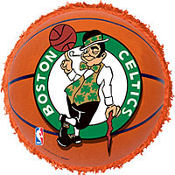 Boston Celtics Pinata 18in