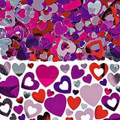 Lots Of Hearts Confetti 5oz