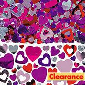 Lots of Hearts Confetti