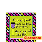 In Common Beverage Napkins