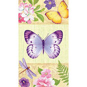 In the Garden Hand Towels 16ct