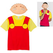 Stewie Costume Kit - Family Guy