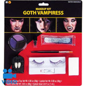Gothic Vampiress Makeup Kit