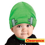 Baby Little Monster Skull Cap