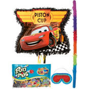 Cars Pinata Kit