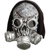 Skeleton Gas Mask