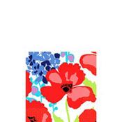 Floral Explosion Beverage Napkins 16ct
