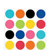 Bold Polka Dots Lunch Napkins 16ct