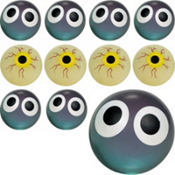 Eye Bounce Balls 24ct