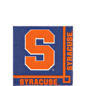 Syracuse Orange Beverage Napkins 16ct