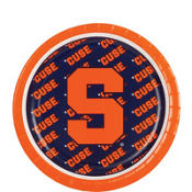 Syracuse Orange Dessert Plates 8ct
