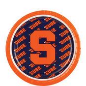 Syracuse Orange Dessert Plates 8ct