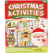 Christmas Activity Kit 57pc