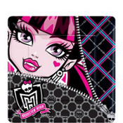 Monster High Dessert Plates 8ct