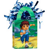 Go Diego Go! Balloon Weight 5.5oz