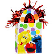Sesame Street Balloon Weight 5.5oz