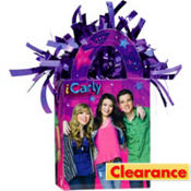 iCarly Balloon Weight 5.5oz