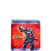 Transformers Notepad