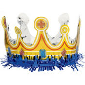Boys Birthdday Crown